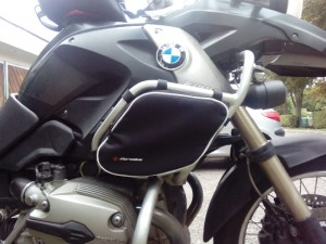 Torby na gmole SW-Motech BMW R1200 GS - nowy model